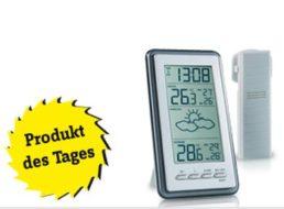 Conrad: Funk-Wetterstation WS-9130-IT für 16,99 Euro frei Haus
