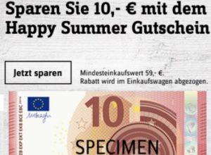 Conrad: 10 Euro Rabatt ab 59 Euro Warenwert