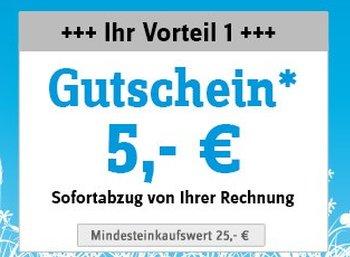 Conrad: Fünf bis zehn Euro Rabatt für zwei Tage