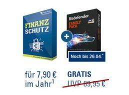 CosmosDirekt: Finanzschutz für 7,90 Euro inklusive Bitdefender im Wert von 72 Euro