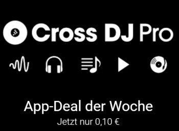 """Google Play: """"Cross DJ Pro"""" jetzt für nur zehn Cent im Angebot"""