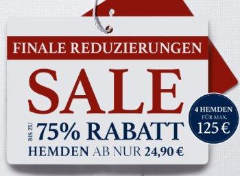Charles Tyrwhitt: Bügelfreie Hemden vom englischen Edelschneider für 22,41 Euro