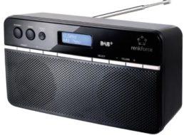 Conrad: DAB+ Tischradio renkforce NE-6210 für 29,44 Euro frei Haus