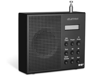 Druckerzubehoer.de: DAB-Radio für 9,97 Euro plus Versand