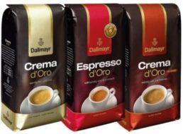 Dallmayr: Kaffeebohnen-Kilopack für 8,88 Euro bei Lidl