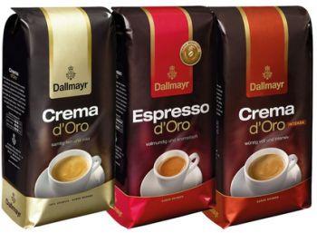 Dallmayr-Kaffeebohnen-Kilopack für 8,88 Euro bei Lidl (Bild: Lidl)