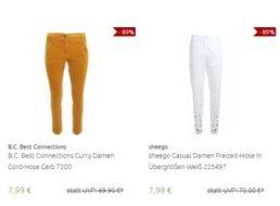 Outlet46: Markenjeans für Damen ab 7,99 Euro