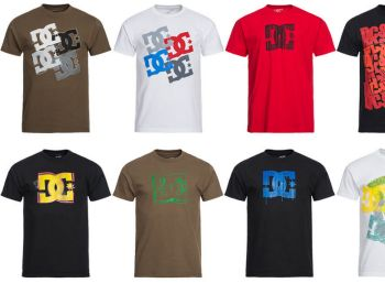 DC Shoes T-Shirts via Ebay für 12,99 Euro frei Haus