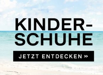 Deichmann: 20 Prozent Rabatt auf ausgewählte Kinderschuhe bis Samstag
