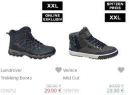 Deichmann: 5 Euro Rabatt auch auf bereits reduzierte Schuhe und Stiefel