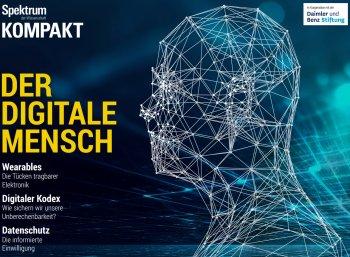 """Gratis: """"Der digitale Mensch"""" von """"Spektrum der Wissenschaft"""" zum Download"""