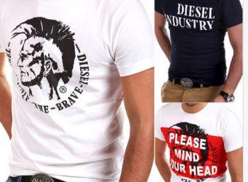 Diesel-T-Shirts für 24,99 Euro frei Haus
