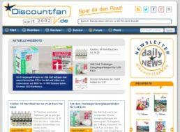In eigener Sache: Discountfan.de in neuem Gewand