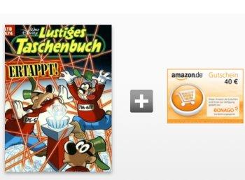"""7 x """"Disney's lustiges Taschenbuch"""" für zusammen 5,50 Euro"""