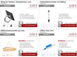 Druckerzubehoer.de: 15 Artikel für zusammen 0 Euro plus Versand