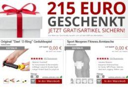 Druckerzubehoer: 17 Artikel für 0 Euro plus Versand
