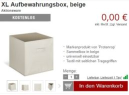 Druckerzubehoer.de: 11 Artikel für 0 Euro plus Versand