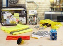 Druckerzubehoer.de: 40-teiliges Auto-Reparaturset von Dunlop für 7,97 Euro