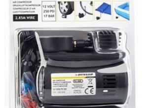 Druckerzubehoer.de: Kompressor von Dunlop für 4,97 Euro plus Versand