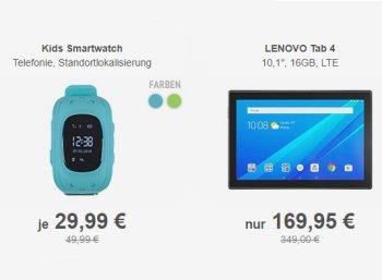 Allyouneed: Easymaxx-Smartwatch für Kinder mit GPS für 29,99 Euro