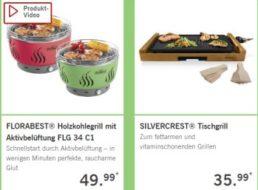 Lidl: Grill-Spezial mit Lotus-Klon für 49,99 Euro