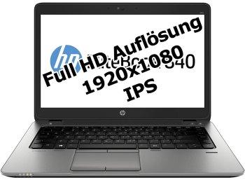 Ebay: HP-Elitebook mit IPS-Display, 256 GByte SSD und UMTS für 219,99 Euro