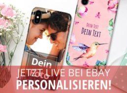 Ebay: Personalisierte Handyhüllen für 11,95 Euro frei Haus