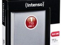 Ebay: Intenso Memory Home mit einem TByte für 49,90 Euro