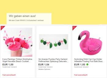 Ebay: 3 Euro Rabatt auf Gratis-Artikel ohne Mindestbestellwert