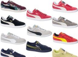 Puma: Sneaker & Sportschuhe für 33,99 Euro frei Haus