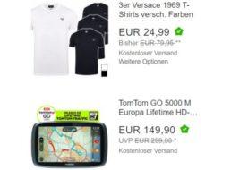 """Ebay: """"TomTom GO 5000 Europa"""" mit lebenslangen Karten-Updates für 149,90 €"""