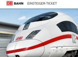 Einsteiger-Ticket: Für 37 Euro quer durch Deutschland inklusive Reservierung