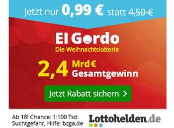 El Gordo Gutschein
