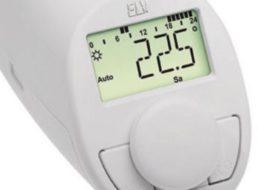 Ebay: Heizkörper-Thermostat ELV Typ N für 9,95 Euro frei Haus