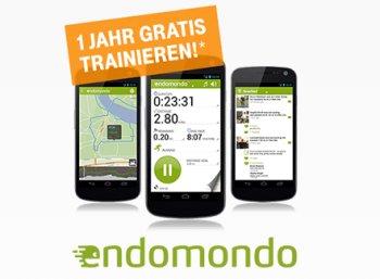 Gratis: Endomondo Premium im Wert von 29,99 Euro für Telekom-Kunden