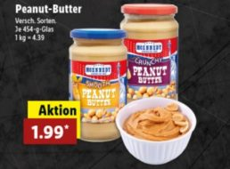 Lidl: Amerika-Spezial mit Spare-Ribs, Erdnussbutter und Whiskey