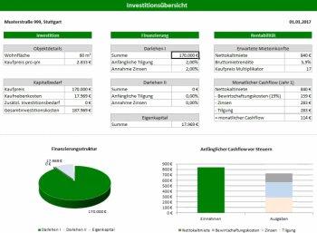 """Test: """"Excel für Immobillien"""" verrät Details zum Immo-Investment"""