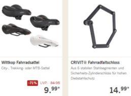 Lidl: Fahrrad-Spezial mit knapp 50 Schnäppchen rund um den Drahtesel