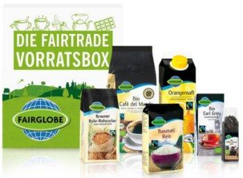 Lidl: Fairtrade-Vorratsbox mit 25 Prozent Rabatt für 9,99 Euro frei Haus