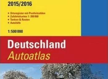 Marco Polo: Falk-Atlas 2015 / 2016 für 6,79 Euro frei Haus