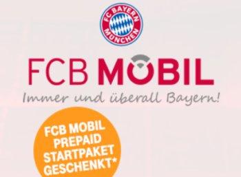 """Gratis: """"FCB Mobil Prepaid Startpaket"""" zum Nulltarif für Telekom-Kunden"""