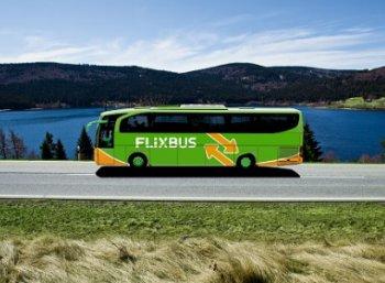 Flixbus: Kompletten Bus mit Fahrer zum halben Preis mieten