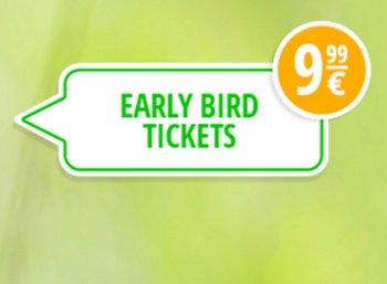 Flixbus: Tickets für pauschal 9,99 Euro, Reisen ab 30. Mai 2016