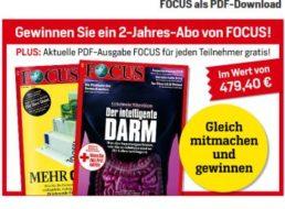 """Gratis: Eine Digitalausgabe des """"Focus"""" als PDF zum Nulltarif"""