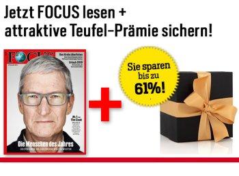 Focus: Kurzabos mit Teufel-Produkten zu Schnäppchenpreisen