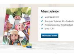 Lidl Fotos: 20 Prozent Rabatt auf individuelle Foto-Adventskalender