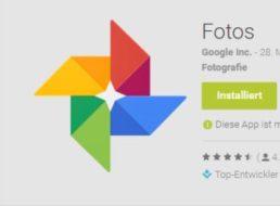 """Gratis: Google """"Fotos"""" bietet unbegrenzten Bilderspeicher"""