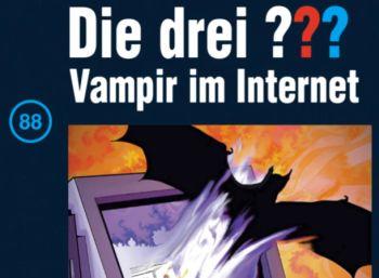 """Gratis: Gratis-Folge """"Vampir im Internet"""" der """"Drei Fragezeichen"""" bei Youtube"""