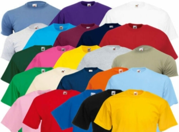 Fruit of the Loom: Dreierpack T-Shirts für 6,99 Euro frei Haus