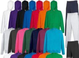 Fruit of the Loom: Hoodys und Sweater bei Ebay für 8,88 Euro frei Haus